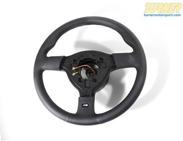 T#13428 - 32332226086 - Genuine BMW Sports Steering Wheel M-tech 32332226086 - E30 - Genuine BMW -