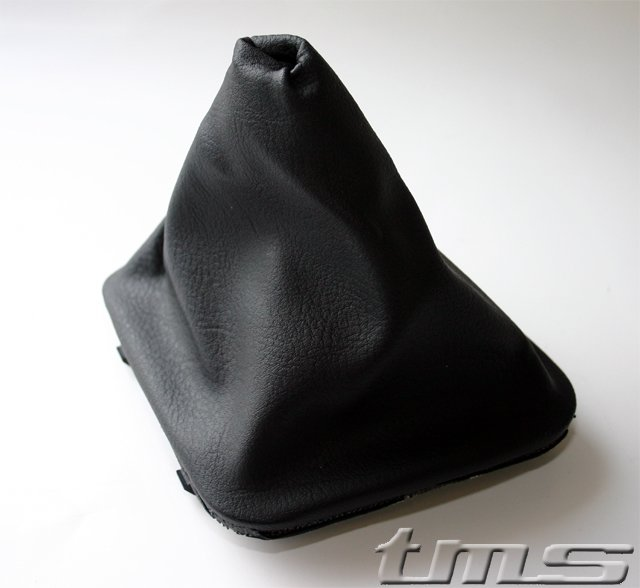 T#108 - 25111220204 - Shift Boot - E30 318i/325e/325i/M3 (LHD) - Manual Transmission - Imitation Leather - Genuine BMW - BMW