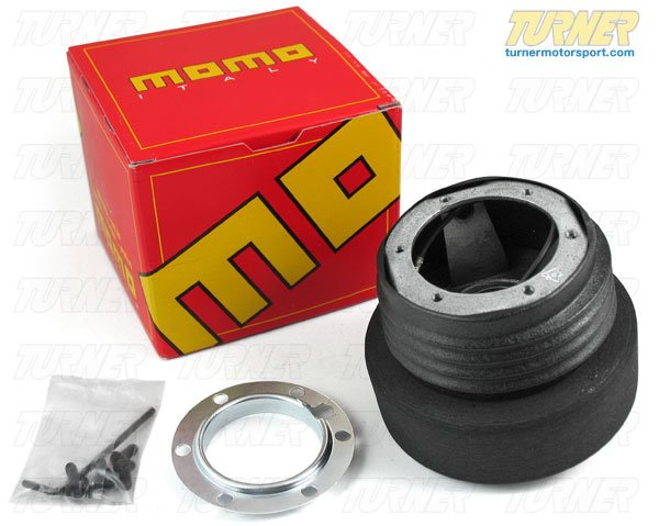 T#11 - 2005 - MOMO Steering Wheel Hub Adapter for E28, E24 - MOMO - BMW