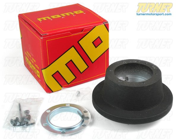 T#4384 - 2013 - MOMO Steering Wheel Hub Adapter for E82, E9X - MOMO - BMW