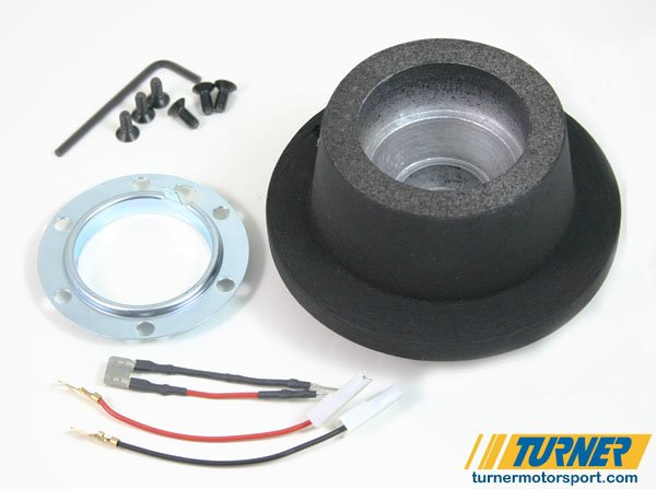 T#1179 - 2011 - MOMO Steering Wheel Hub Adapter for E36, Z3 - MOMO - BMW