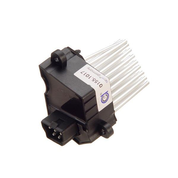 T#11492 - 64116929540 - Final Stage Unit / Blower Resistor - E36 3/95-99 with Automatic AC - Genuine BMW - BMW
