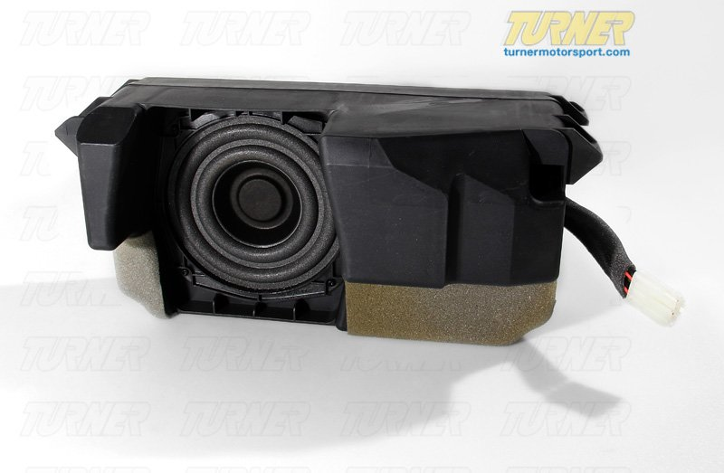 65138386456 Genuine Bmw Subwoofer Box Speaker Z3 4 99