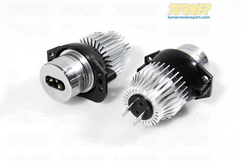 T#12130 - LHUXX3W2Y - LED Bright White Angel Eye Bulb Upgrade - E90 06-08 - Turner Motorsport - BMW