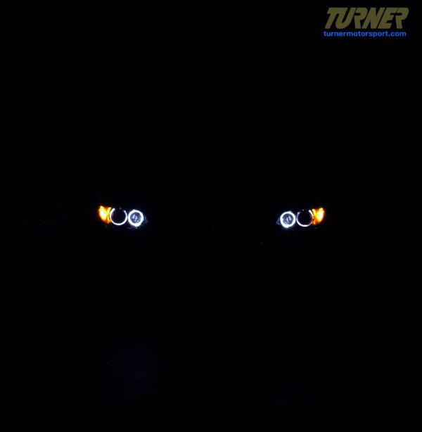 Bmw F10 Angel Eyes