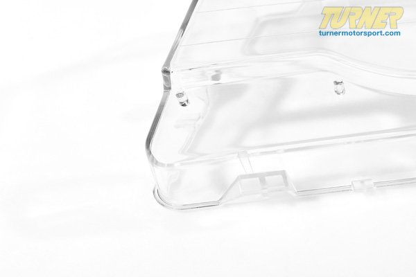 T#12606 - 63128382191 - Headlight Lens - Left - E46 323ci, 325ci, 328ci, 330ci, M3  - Automotive Lighting - BMW