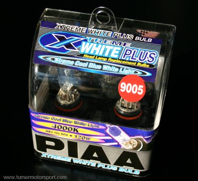 T#989 - 19615 - PIAA Xtreme White Plus 9005 High Beam Bulbs (set) - PIAA - BMW