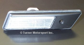 T#340012 - TMS340012 - Euro Clear Side Markers (pair) - E36 318i/is 325i/is 328i/is M3 94-96 - Turner Motorsport - BMW