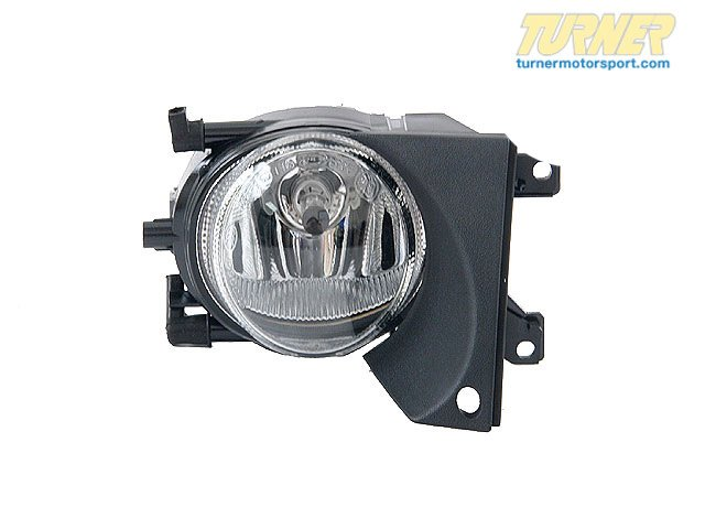 T#4589 - 63176900221 - Fog Light - Left - E39 2001-2003 5 Series - Hella - BMW
