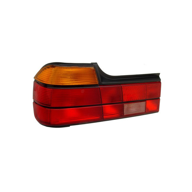 T#4760 - 63211379497 - Tail Light - Left - E32 88-94 735i/il 740i/il 750il - Genuine BMW - BMW