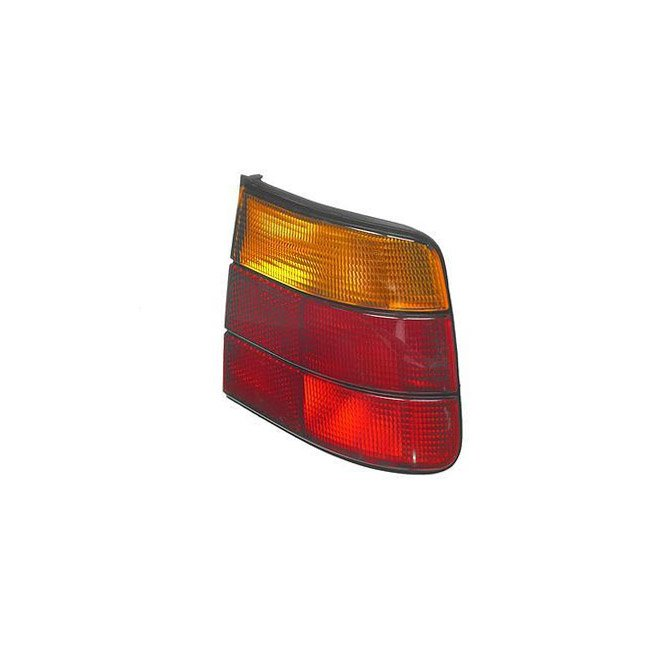 T#4771 - 63211389011 - Tail Light - Left Outer - E34 525i 530i 535i 540i M5 - Hella -