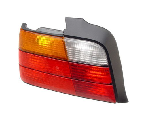 T#4773 - 63211393429 - Tail Light - Left - E36 318i Sedan - ULO -