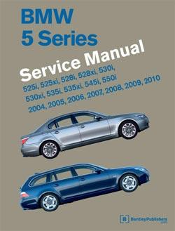 Bmw 5 series (e60, e61) repair manual: bmw 5er.