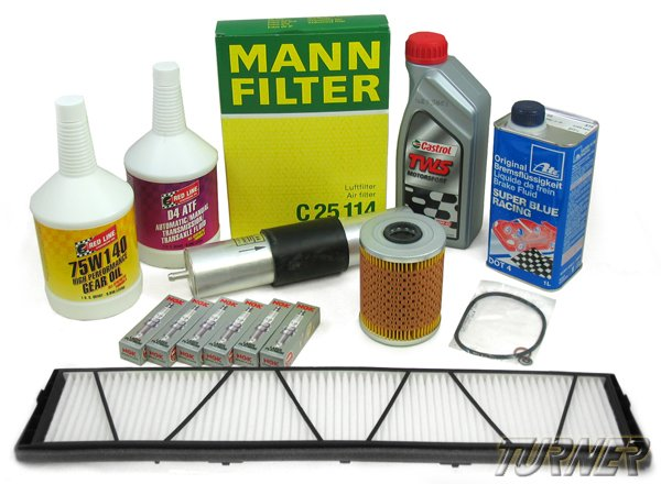 T#14370 - TMS14370 - E60 M5, E63 M6 Maintenance Service Package - Packaged by Turner -