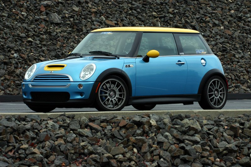 mini cooper s r53 performance project car turner motorsport. Black Bedroom Furniture Sets. Home Design Ideas