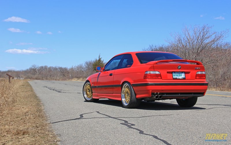 BMW E36 M3 Supercharged Project Car | Turner Motorsport