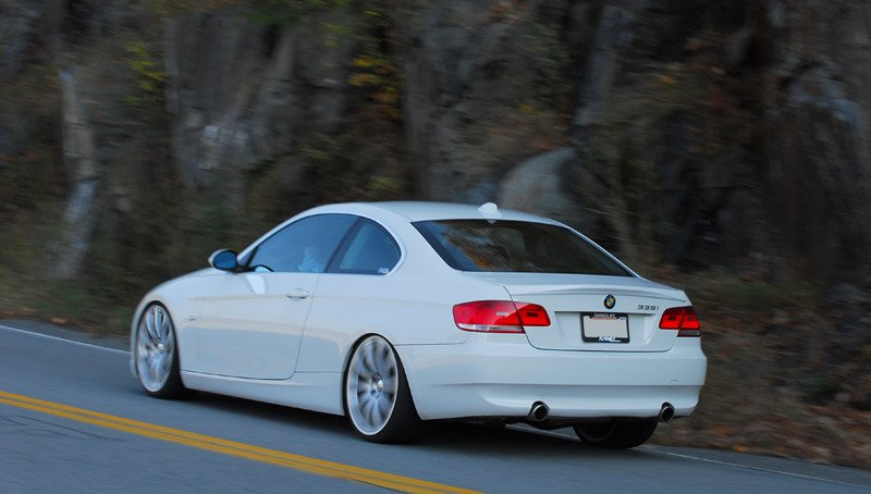 BMW E I Project Car Turner Motorsport - 2008 bmw 335i aftermarket parts
