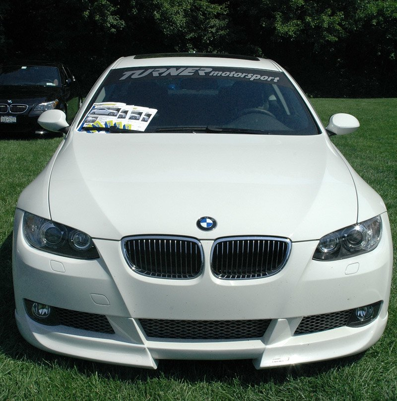 BMW E I Project Car Turner Motorsport - 2007 bmw 335i performance upgrades