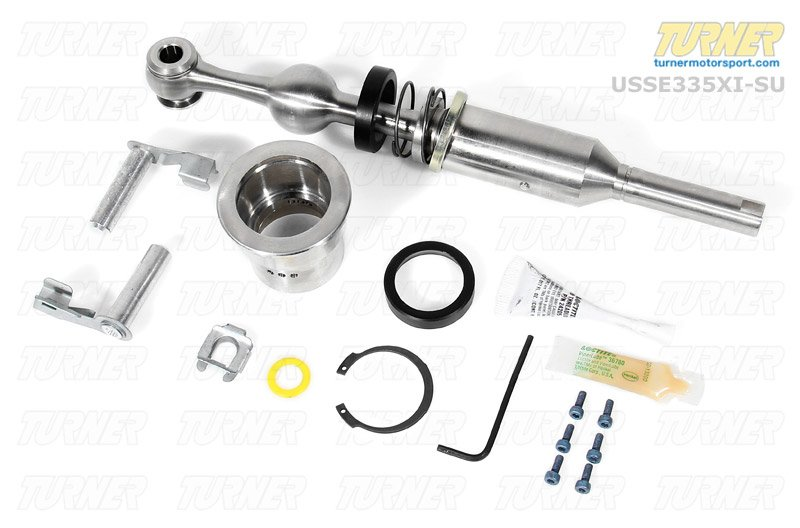 T#1983 - USSE335XI-SU - UUC EVO3 Short Shift Kit - E90/E92 328xi 335xi 2007-2010 - UUC - BMW