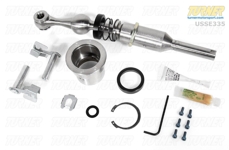T#1847 - USSE335 - UUC EVO3 Short Shift Kit - E90/E92/E93 335i 6 Speed - N54 - UUC - BMW