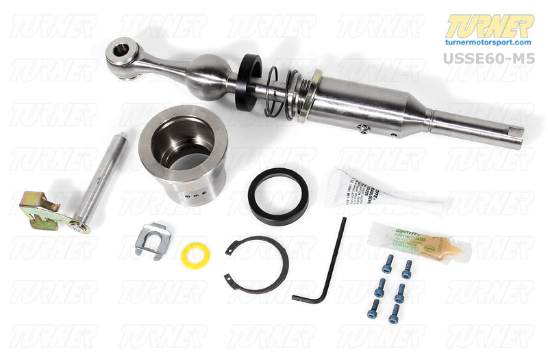 T#1849 - USSE60-M5 - UUC EVO3 Short Shift Kit - E60 M5, E63 M6 - UUC - BMW