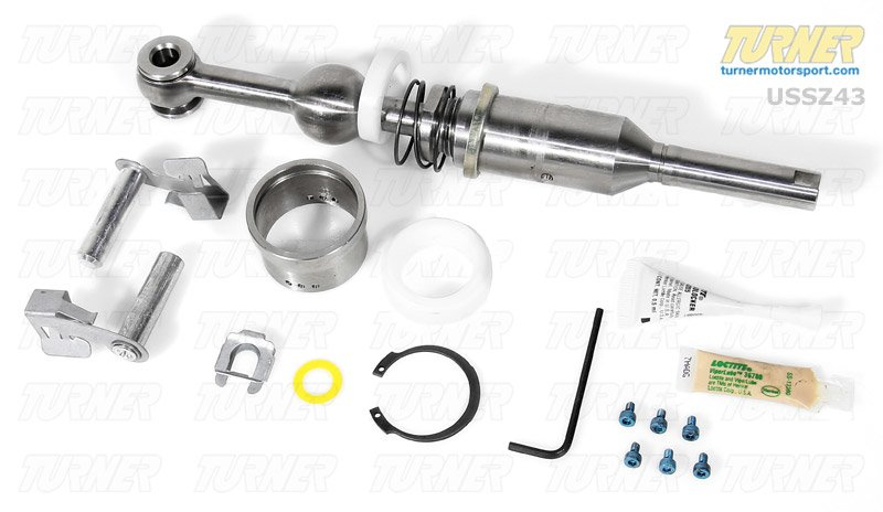 T#1409 - USSZ43 - UUC EVO3 Short Shift Kit - Z4 3.0i/3.0si, Z4 M Roadster/Coupe - UUC - BMW