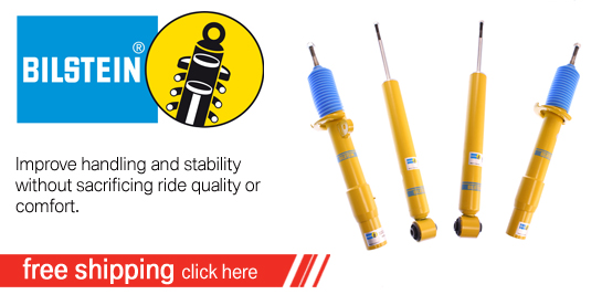 Bilstein Shocks and Struts for BMW