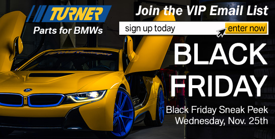 Black Friday VIP Email Sign Up