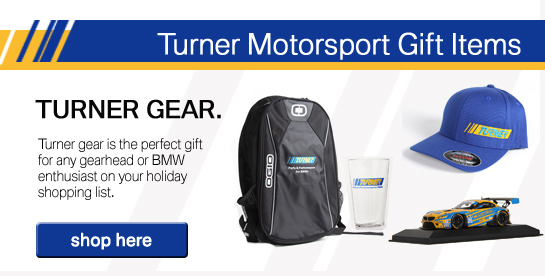 Turner Gift Items for BMWs