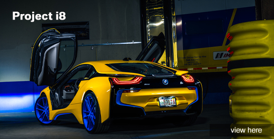Project BMW i8