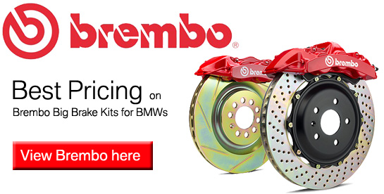 Brembo Big Brake Kits for BMWs