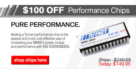 Turner Performance Chips
