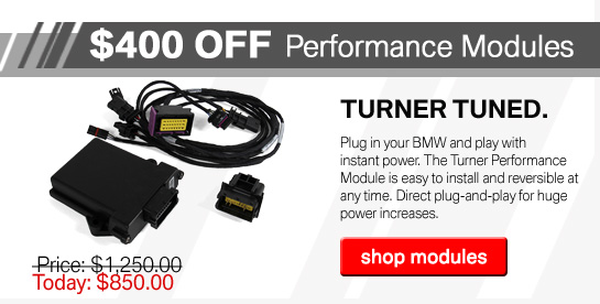 Turner Performance Power Module