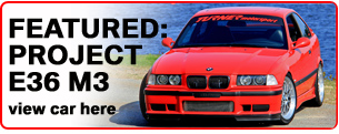 As Used on Project E36 M3