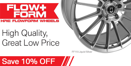 HRE Flowform FF15 Wheels on Sale
