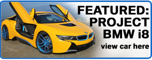 As Used on Project i8