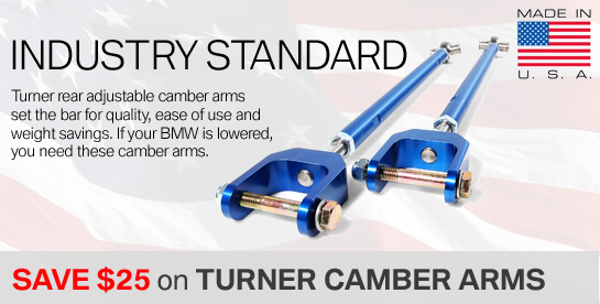 Turner Camber Arms on Sale