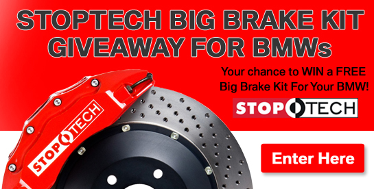 Win a Free Big Brake Kit