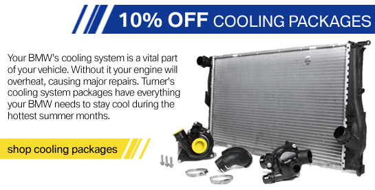 Turner Cooling Packages on Sale