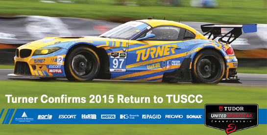 Turner Motorsport BMW Racecars