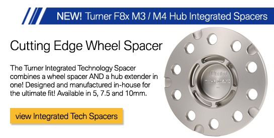 Turner Integrated Tech Spacers