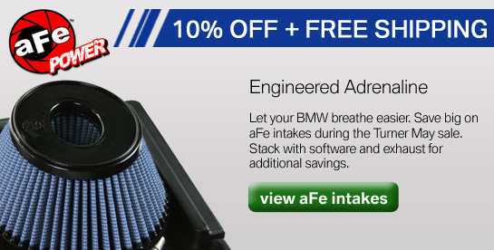 aFe Intakes on Sale