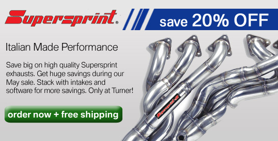 Supersprint Exhausts on Sale