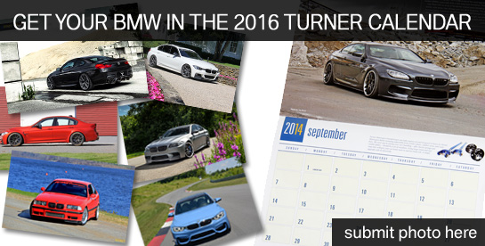Turner 2016 Calendar Submissions