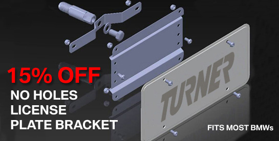 License Plate Brackets on Sale