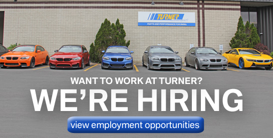 Turner Employment Opportunities