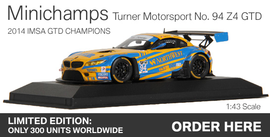 Turner Z4 Minichamps