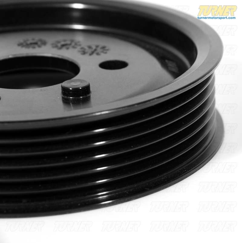 T#58584 - 32427838220 - Genuine BMW Pulley - 32427838220 - E63,E90,E92,E93,E60 M5,E63 M6 - Genuine BMW -