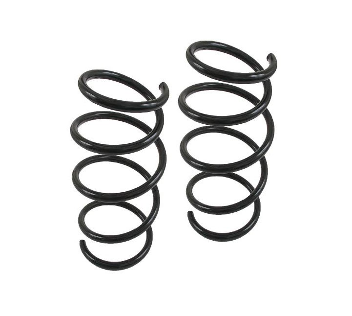 T#189830 - 31333412729-2 - Replacement Front Springs - (pair) - E83 X3 2.5i, 3.0i, 3.0si - Suplex - BMW