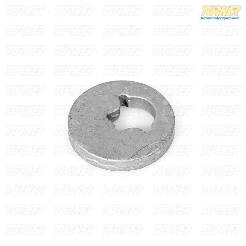 T#59920 - 33306760592 - Genuine BMW Eccentric Flat Washer - 33306760592 - E38,E39,E63,E65 - Genuine BMW -